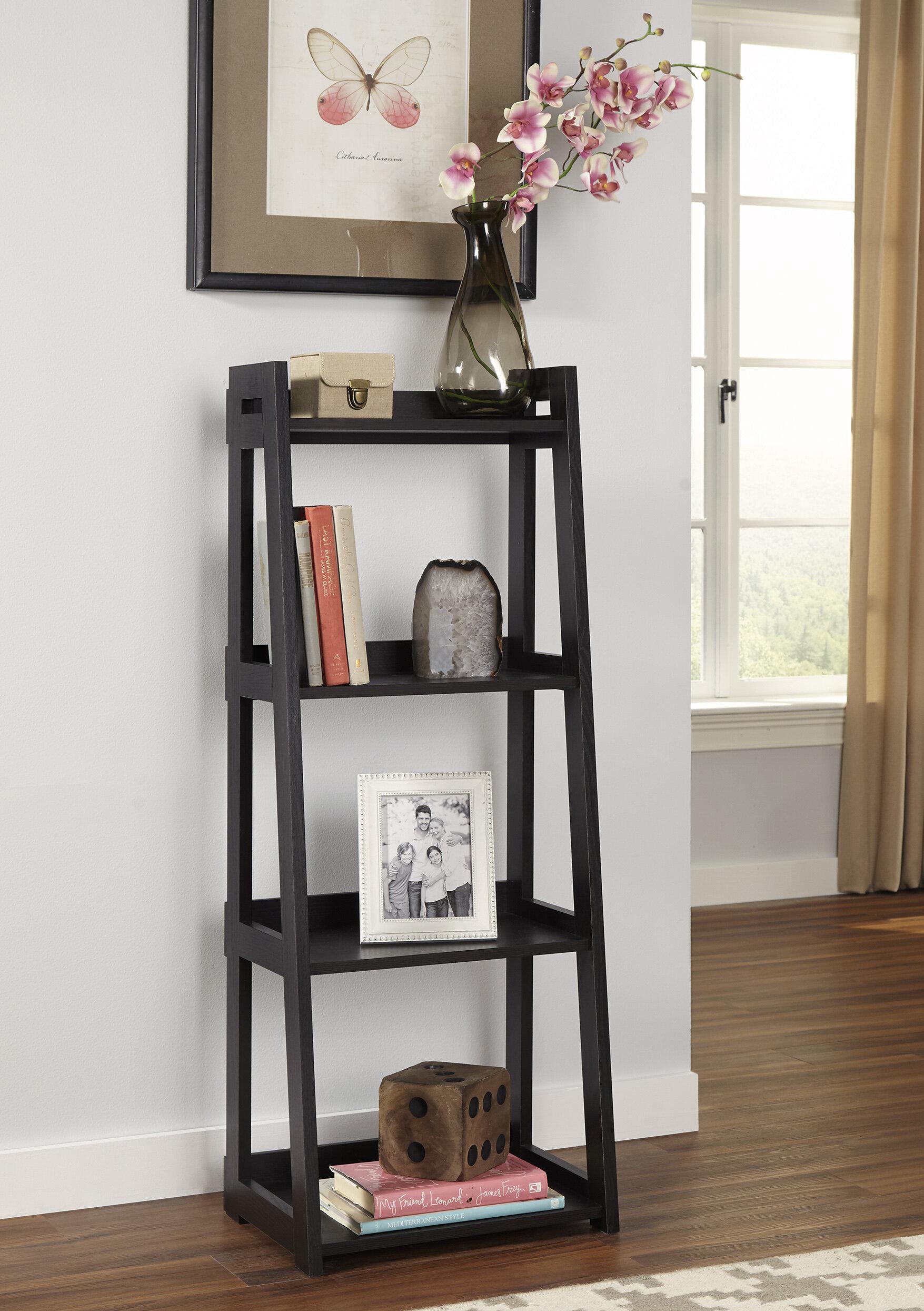 Closetmaid Narrow Ladder Bookcase Reviews Wayfair