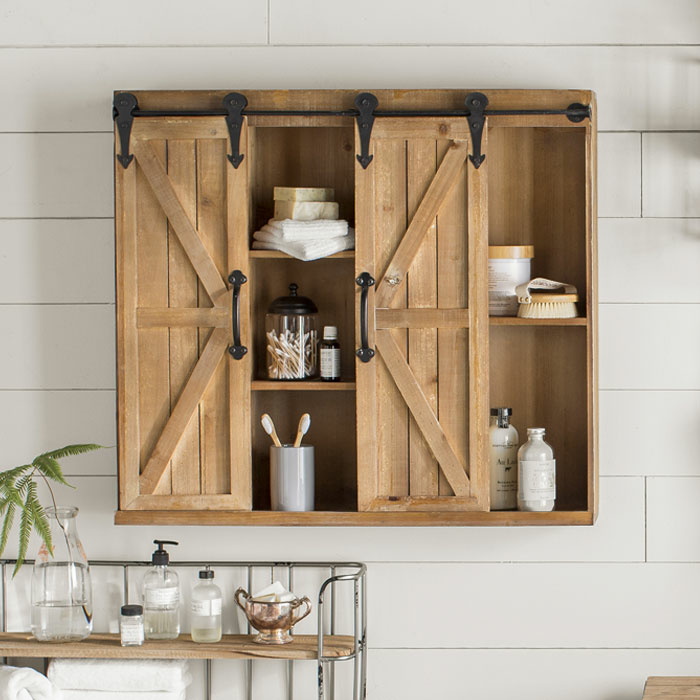 Bathroom Cabinets & Shelves
