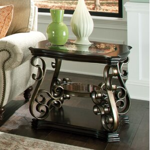 Seville End Table by Standard Furniture