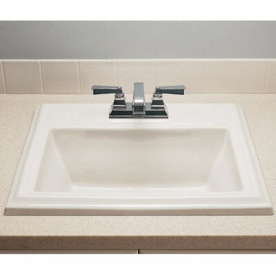 Town Square Self Rimming Bathroom Sink