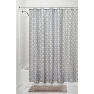 Sylvie Seahorse Shower Curtain