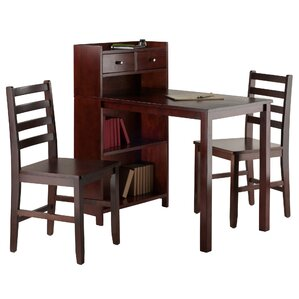 Tyler 3 Piece Pub Table Set by Luxury Home