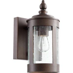 Mayfair 1-Light Outdoor Wall Lantern  sc 1 st  Wayfair & Mayfair Lighting | Wayfair azcodes.com