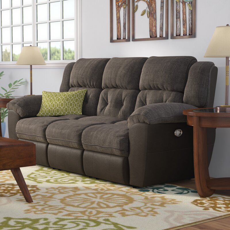 Red Barrel Studio George Reclining Sofa & Reviews