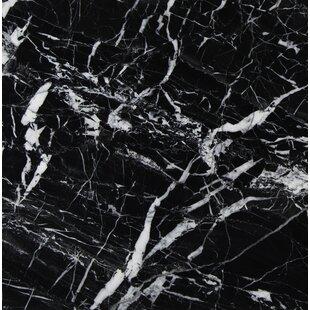 12 X Marble Field Tile In Black