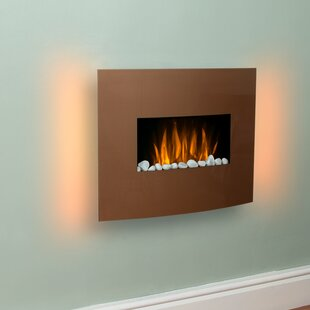 Indoor electric fireplaces wayfair led wall mount electric fireplace teraionfo