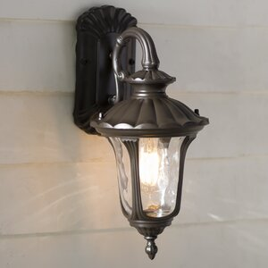Gurnee 1-Light Outdoor Wall Lantern
