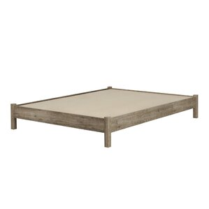 Munich Queen Platform Bed by South Shore