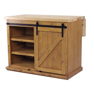 Uli Kitchen Island Butcher Block Top