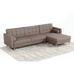 Alsatia Sleeper Sectional by Wade Logan