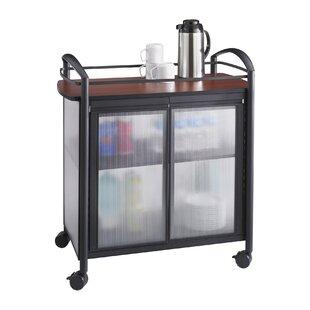Metal Bar Cart