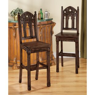 Sudbury Gothic 30 Bar Stool (Set of 2)
