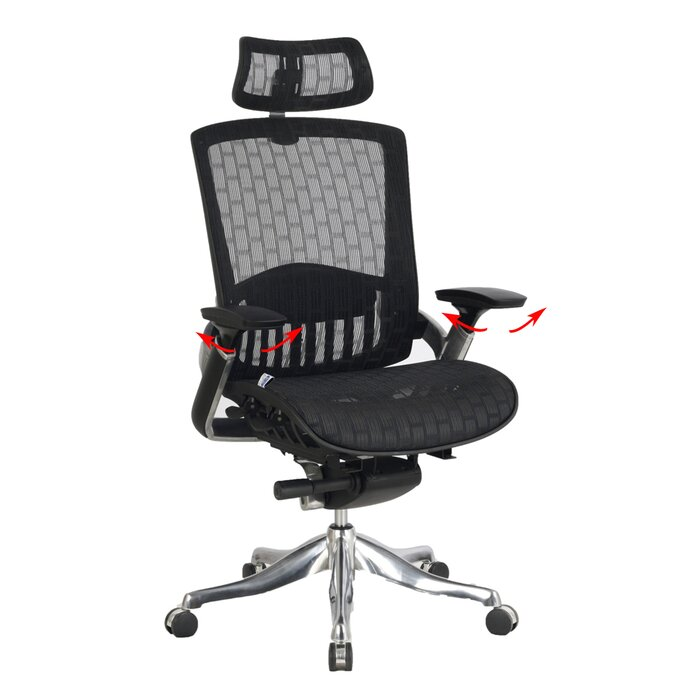 Merveilleux Mesh Desk Chair