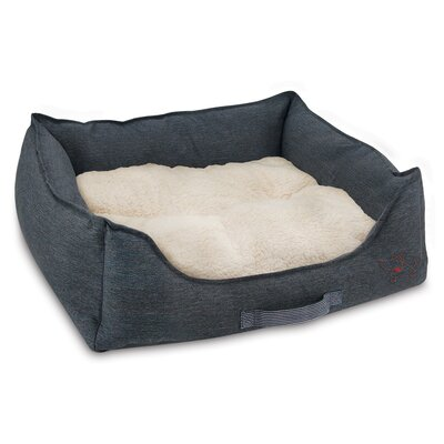 "Oxford Pet Bolster Best Pet Supplies Size: Large (30"" W X 28"" D X 9"" H)"