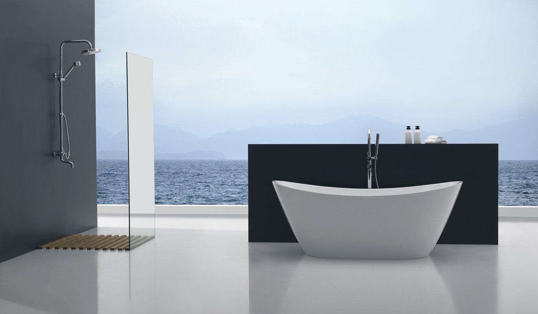 Awesome Deep Alcove Tub Embellishment - Bathtub Design Ideas ...