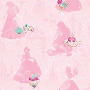 Disney Princess Peel and Stick Wallpaper