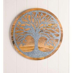 Tree Of Life Wooden Wall Art Wayfair