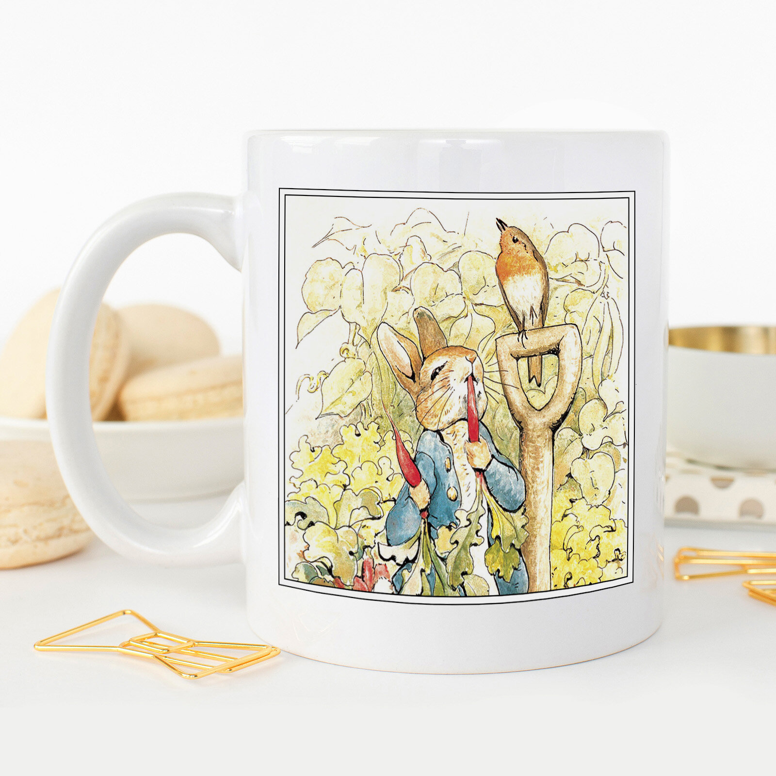 Big Box Art Beatrix Potter Peter Rabbit 4 Coffee Mug | Wayfair.co.uk