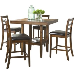 driscoll 5 piece pub table set