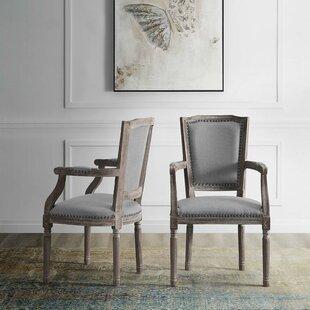 Kathleen Upholstered Dining Chair (Set of 2)