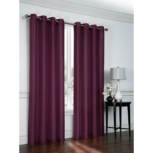 Purple Sheer Curtains Drapes