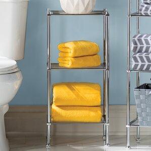 13 W X 29 75 H Bathroom Shelf
