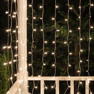 mini curtain string light