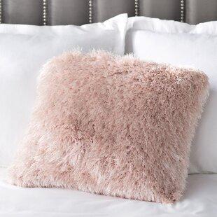 Bowyer Shag Throw Pillow