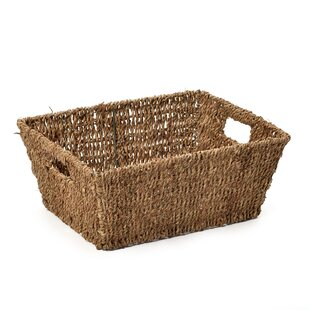 Seagrass Storage Basket ...