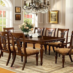 Merveilleux Sadie Traditional Formal Dining Table
