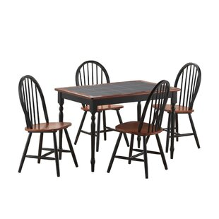 Ritzman 5 Piece Dining Set