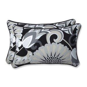 Sophia Outdoor/Indoor Throw Pillow (Set of 2)