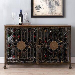 Bar & Wine Cabinets You'll Love | Wayfair