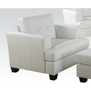 Platinum Club Chair by ACME Furniture