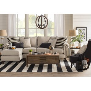 Bransford Sectional by Darby Home Co