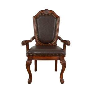 Agatha Chifon Arm Chair (Set of 2)