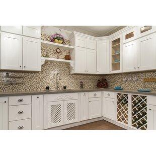 Shaker Kitchen 12 X 36 Wall Cabinet
