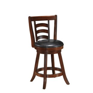 24 Swivel Bar Stool (Set of 2)