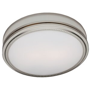 Bathroom Lighted Exhaust Fans bathroom fans - fans | wayfair