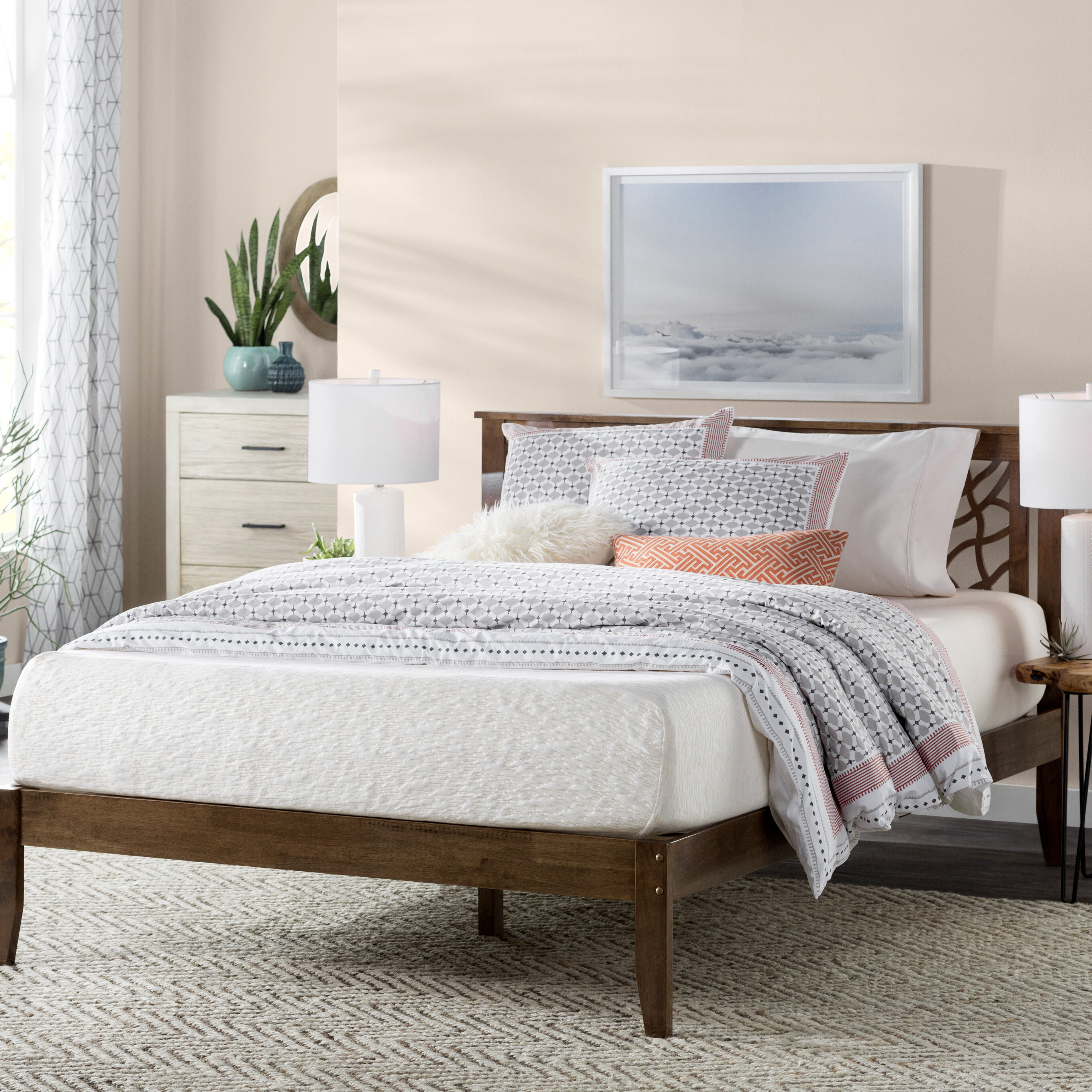 matress home heavy ratings with heather unique best reviews amp people jan mattresses cool rose person mattress decor queen kingsdown for of