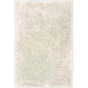 Compare prices Martha Winter White Area Rug By Winston Porter