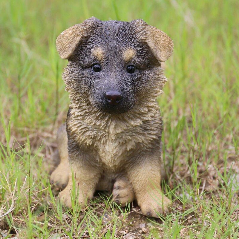 Must see German Shepherd Chubby Adorable Dog - Sitting+German+Shepherd+Puppy+Statue  Trends_343818  .jpg