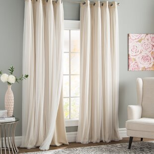 89ab86302bc0 Farmhouse & Rustic Curtains & Drapes | Birch Lane