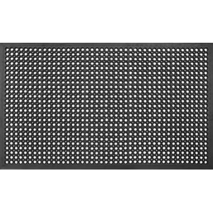 durable antifatigue and all purpose rubber doormat
