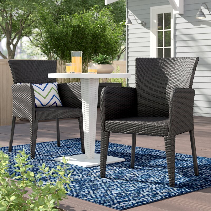 Woodard Patio Dining Chair