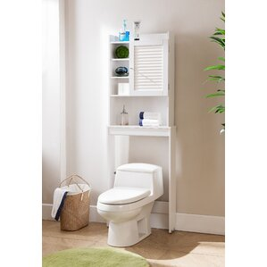 Hollister 24 W X 67 H Over The Toilet Storage