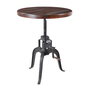 Tatianna Adjustable Pub Table Best Design