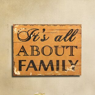 Family Wall Decor | Wayfair