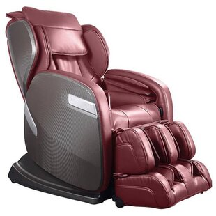 Charmant Active Supertrac Faux Leather Zero Gravity Reclining Massage Chair