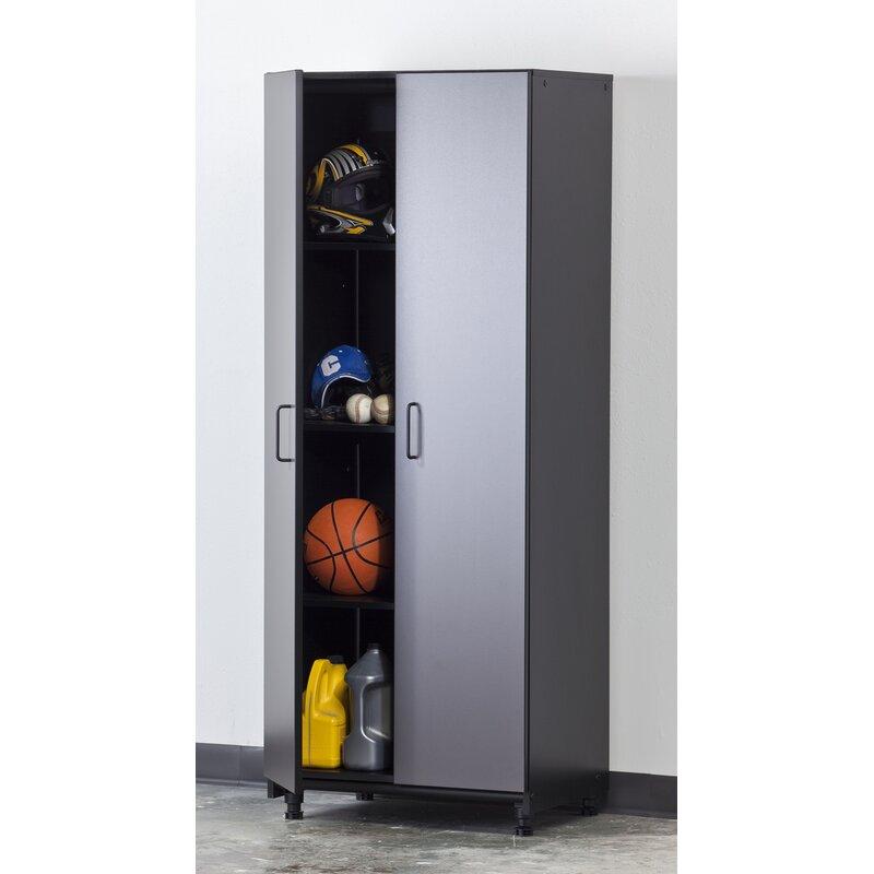 Wfx Utility Erick 71 25 H X 31 W 20 D Two Door Pantry Wayfair